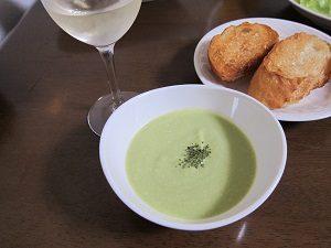 アボカドスープ