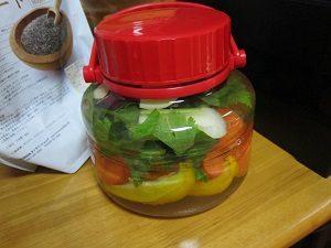 野菜の酵母