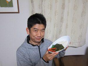 Amiが作ったダイエット向けカレーはこれ