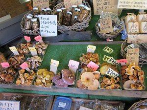 富士吉田に天然きのこを買いに行ったゾ