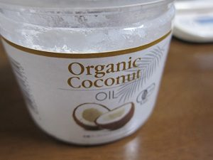 ココナッツオイルを使って生姜焼きを作ってみた
