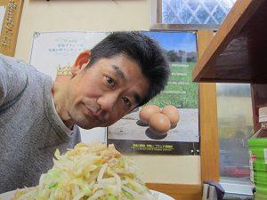 ラーメン二郎食べ終わったら足パカダイエットやります