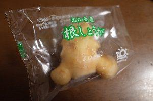 今日はこんな生姜を買ってきた