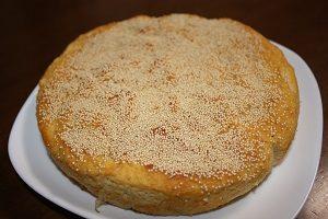 アマランサスのケーキ
