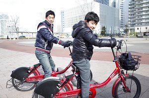 自転車ダイエットに挑戦!