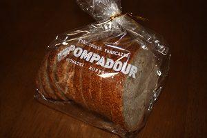 パンダイエットのためにライ麦パンを買ってきた。