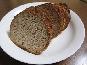 パンはライ麦パンがおすすめ