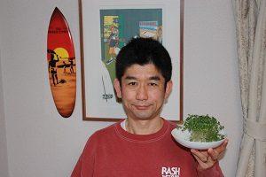 野菜をタップリ摂ってかなり痩せました。