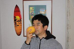 グレープフルーツの香りを嗅いでも食欲って落ちるらしい。