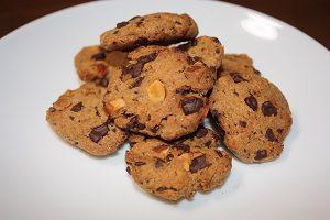 スキムミルクを使っておからクッキー作ったよ。美味しいからぜひ作ってみて!