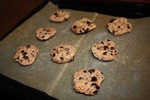 おからクッキー作ったよん