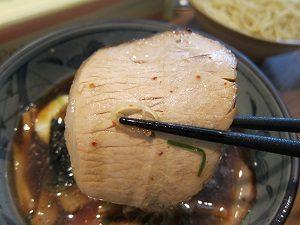 麵屋みっちゃんのチャーシューはモモ肉