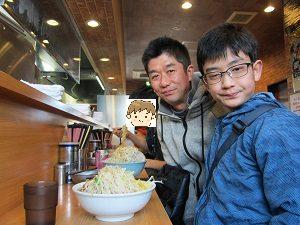 ラーメン二郎食べすぎても豆乳飲んでたら大丈夫?