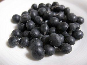 黒豆の種皮にアントニシアンが含まれてるらしいよ