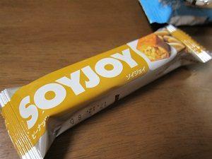 ソイジョイのピーナツ。お腹が満足してくれる