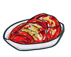 キムチは適量を食べていくとダイエットにとってもイイ効果を発揮してくれるよ。