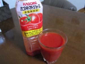 トマトジュースでもトマトダイエット出来ちゃうゾ