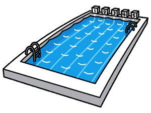 スポーツジムだと水中ウォーキングが出来るプールは多いけれど・・・