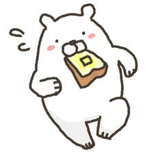 パン、まじ美味しい〜