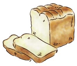 どんなパンを食べればイイのかな〜