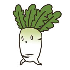 大根ダイエットは葉っぱも食べよう