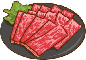 こういうサシが入ったお肉はやめといた方がイイかも
