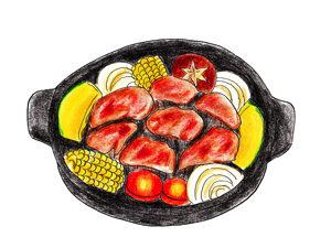 ラム肉美味しい〜