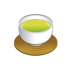 緑茶の中にはダイエット効果たくさん!