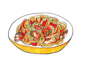 パスタって美味しいよね〜。食べるときは全粒粉で!