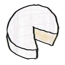 カマンベールチーズとワインの組み合わせ、ダ〜イスキ