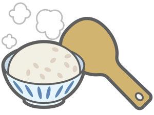 最初は発芽玄米と白米を混ぜて食べてみよう
