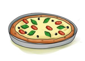 モッツァレラチーズ、大好き!