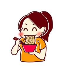 うどんダイエット中〜